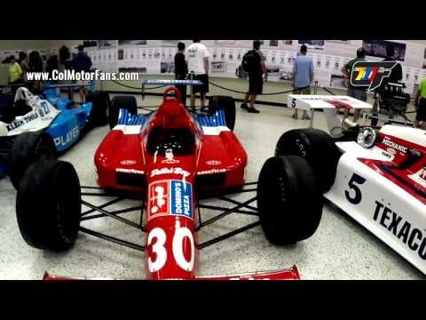 """Una visita al Museo de Indianápolis - """"Indy 500: más que una carrera"""""""