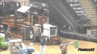 Western Farm Show Pro Stock Tractors Kansas City, MO 2015