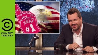 The United States Of America: The Number 1 Fattest Country In The World | The Jim Jefferies Show