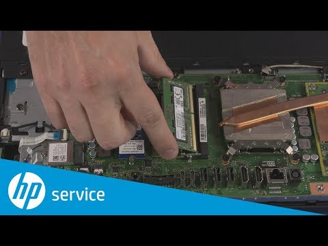 Replace the System Memory | HP Pavilion All-in-One 27, 24 PC | HP