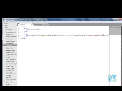 PHP & MySQL Url Encode