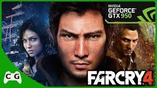 Far Cry 4 Gameplay GTX 950 - Teste Alta/Muito Alta/Ultra #6