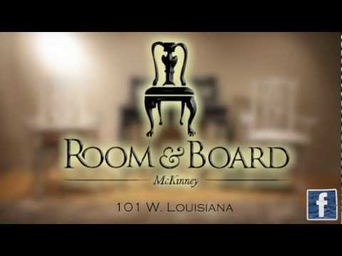 Room and Board Mckinney