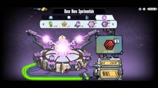 Mutants: Genetic Gladiators - The Black Hole 2 items crafting