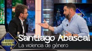 Santiago Abascal sobre la violencia de género: