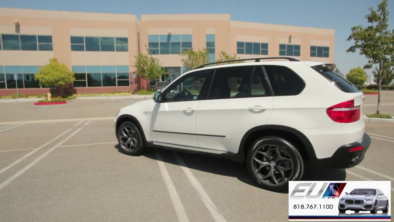 2008 bmw x5 3.0si tech sport premium- every single option