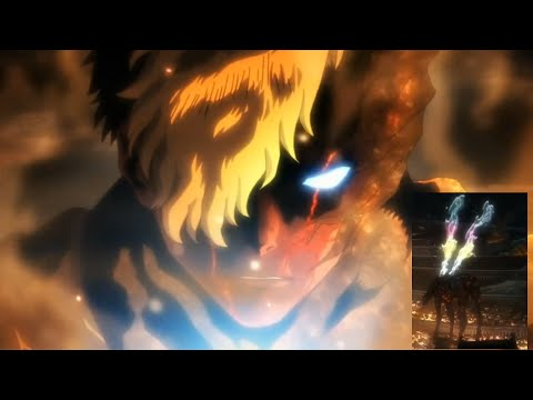 Kabaneri of the Iron Fortress - Mumei and Ikoma Transform (E