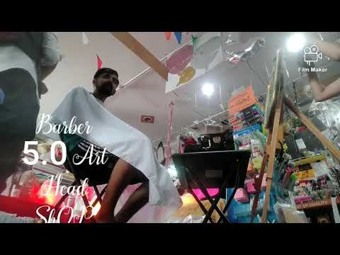 Barber 5.0 Art Head ShOP / Thasala District