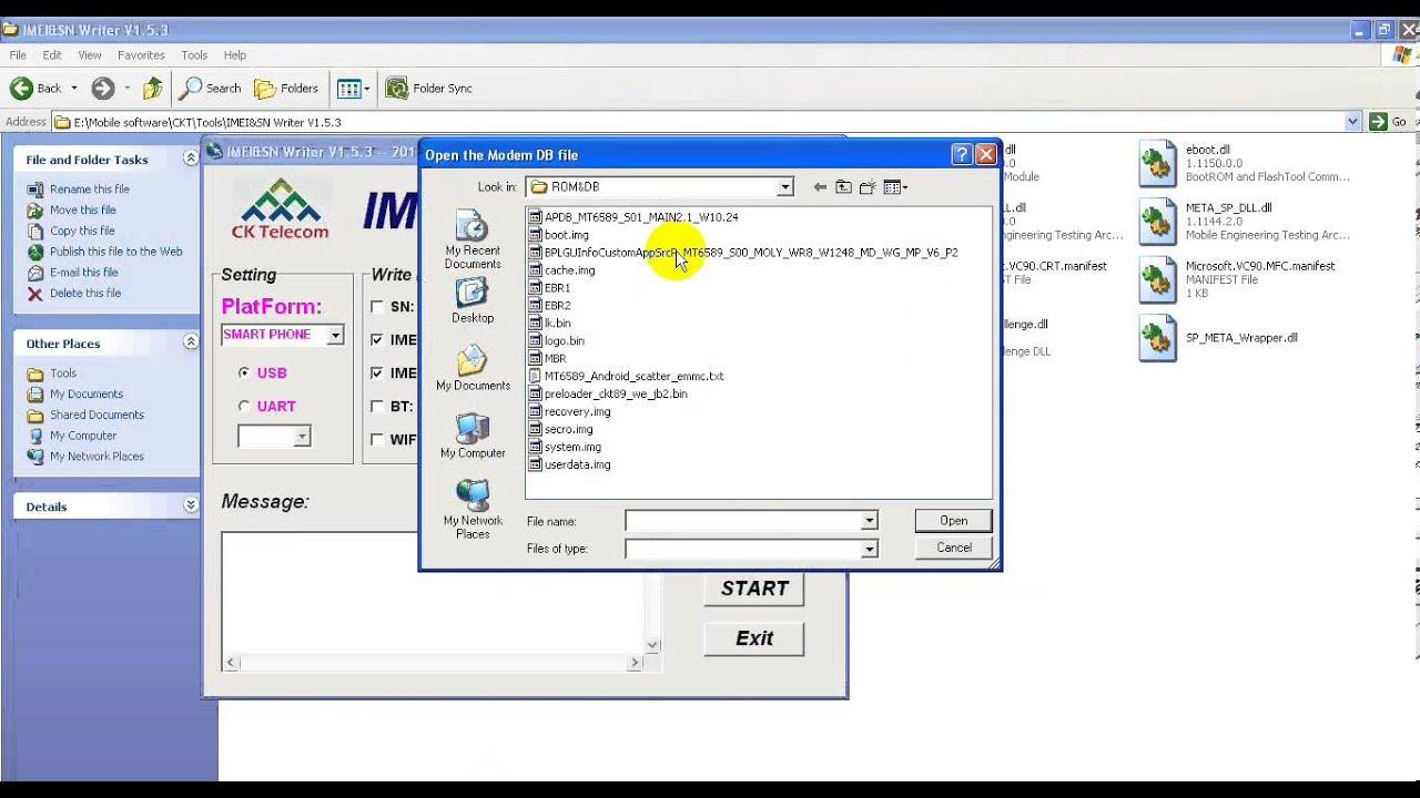 Repair Imei Mt6582 & Mt6572 100% – SuperGSM