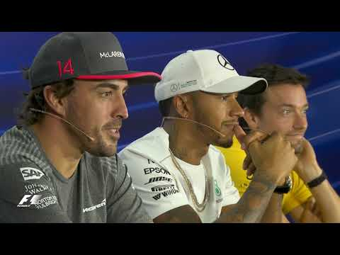 2017 Singapore Grand Prix | Pre-Race Press Conference
