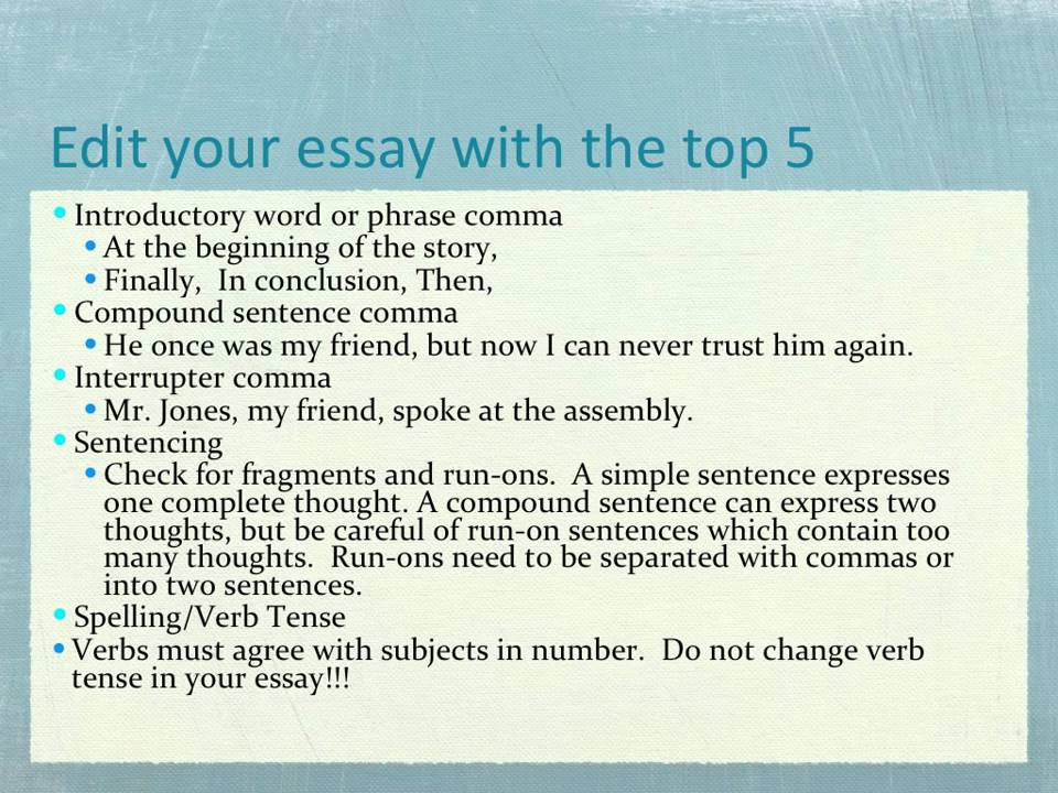 How to Plan & Write an Expository Essay - YouTube