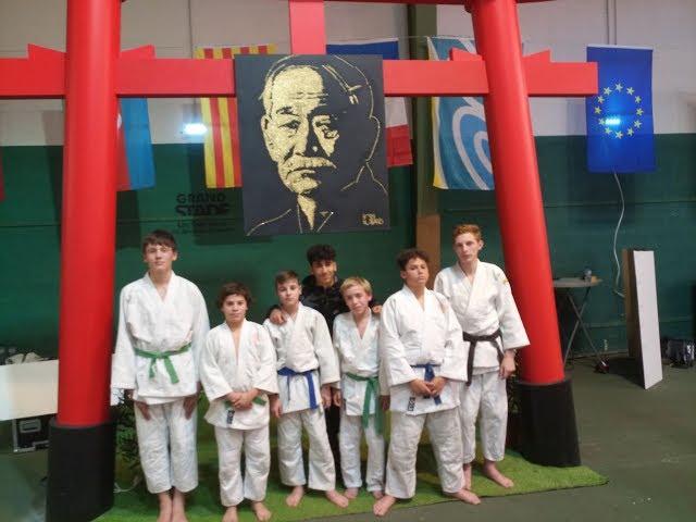 Tournoi & Stage International - St Cyprien - Atmosphère Judo Toulouse (AJT)