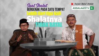Kajian Fiqih || Sebab Batal Shalat ( Eps.2 - Edisi Sunda ) || KH. Jamaludin & KH. Asep Saefullah