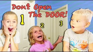 Don't OPEN the WRONG Mystery DOOR 1.. 2.. 3