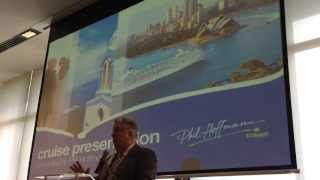 Phil Hoffmann - Travel Cruise Industry