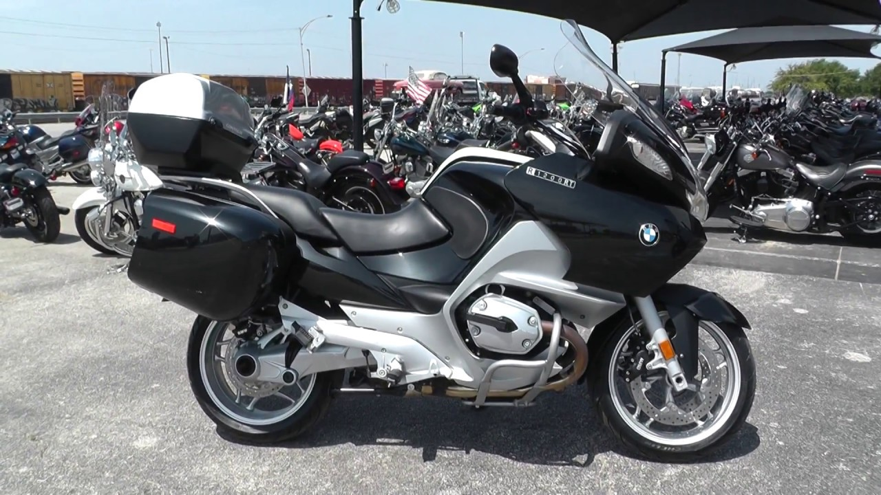 t14403 2009 bmw r1200rt used motorcycles for sale youtube. Black Bedroom Furniture Sets. Home Design Ideas