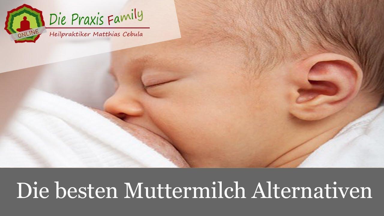 Die besten Muttermilch Alternativen - YouTube
