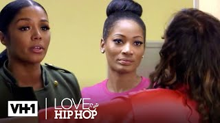Every Time Erica Dixon Was a Ride or Die Friend | Love & Hip Hop Atlanta