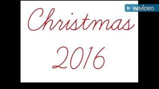 Christmas Proposal 2016♡♡♡♡