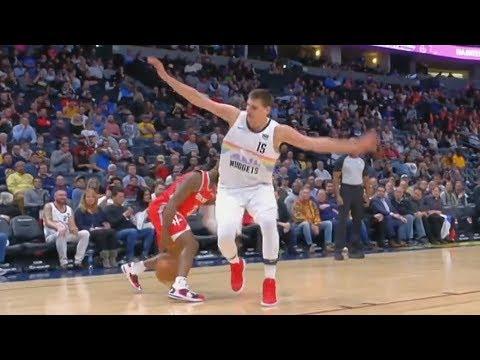 Chris Paul Turns Nikola Jokic Around! 2018-19 NBA Season