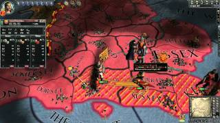 Crusader Kings II - Gameplay