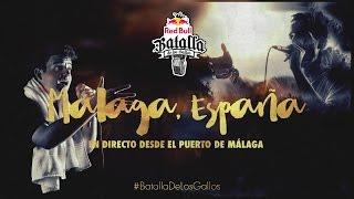 Semifinal Regional Málaga, Spain 2017   Red Bull Batalla De Los Gallos thumbnail