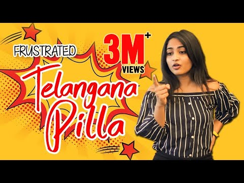 Frustrated Telangana Pilla || Dhethadi