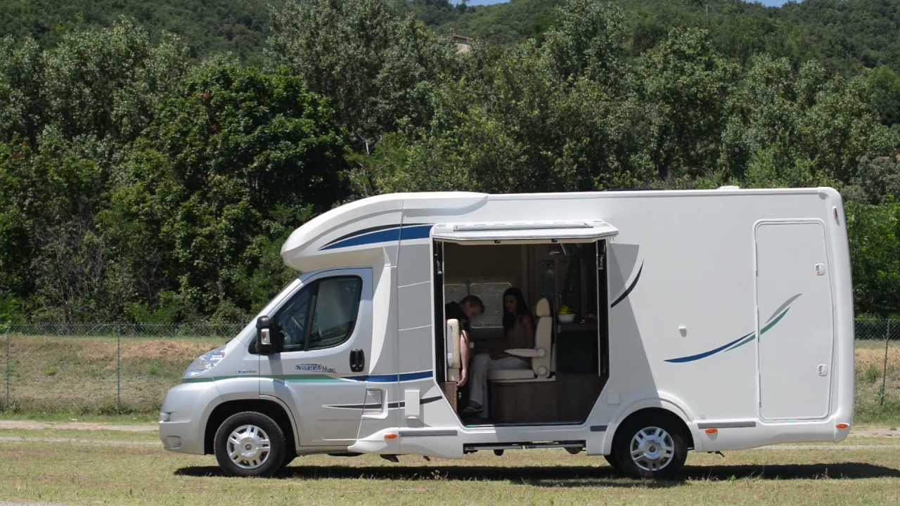 Chausson sweet modelle teilintegrierte nicht f r jeden youtube - Camping car chausson sweet garage ...