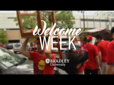 Welcome Week 2016