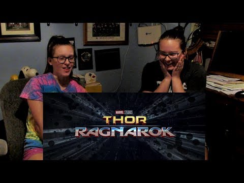 Thor: Ragnarok OFFICIAL Trailer #1 - Reaction and Review