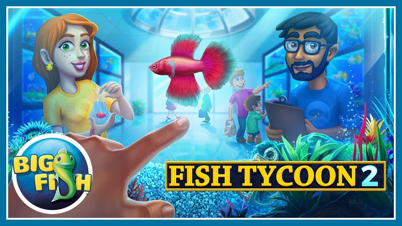 fish tycoon 2 mod apk offline
