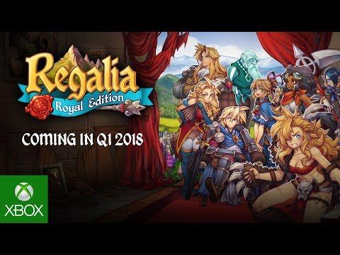 Regalia: Royal Edition: Reveal Trailer   Xbox One