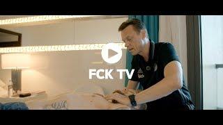 Jesper Larsen - Massør med nye metoder