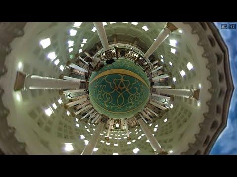 Live Adzan Masjid Kubah Mas | 360˚Video