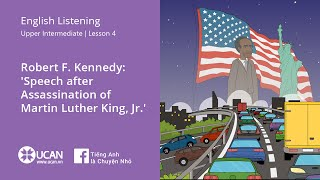 Скачать Learn English Via Listening Upper Intermediate Lesson 4 Martin Luther King