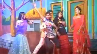 Andhra Stage Midnight Sexy Stage Romantice Dance