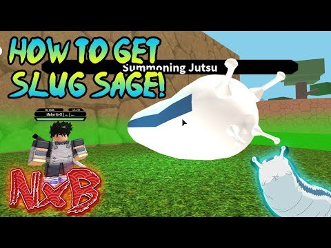 How To Get SLUG SUMMON! | ROBLOX Naruto RPG: Beyond |