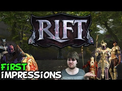 "RIFT First Impressions ""Is It Worth Playing?"""