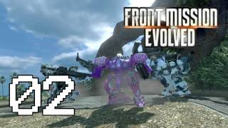 ★ Front Mission Evolved - Walkthrough - Part 2 [HD][PC/PS3/360]