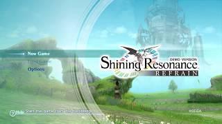 Shining Resonance Refrain Demo Version Einblick (Japanese Voice)