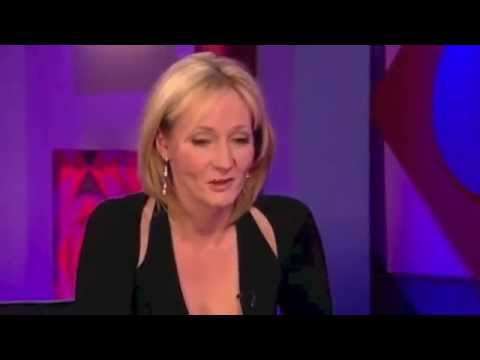 Exclusive J.K. Rowling inteview