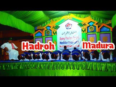 Marhaban Ya Nurul Aini | Hadroh Madura PPSB AL-FALAH