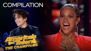 WOW! Magic That Will SHOCK and AMAZE You! - America's Got Talent: The Champions