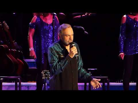 Neil Diamond - Both Sides Now - Birmingham -15.10.17  HD