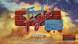 Final Fight 1 Censorship Part 2 - Censored Gaming