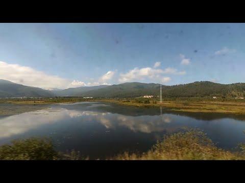 От Иркутска до Байкала на поезде