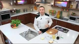 Рецепт приготовления бутербродов с черной икрой.