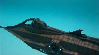 R/C Disney Nautilus Under the Waves