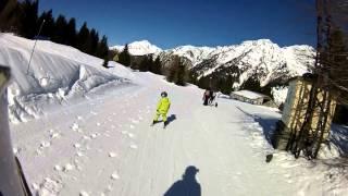 Reportaje del dominio de Esquí de Grand Tourmalet (Pirineo Francés)