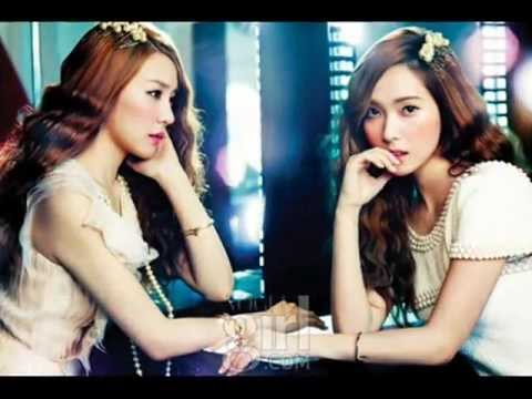 (SNSD) Jessica & Tiffany- Heaven Lyrics